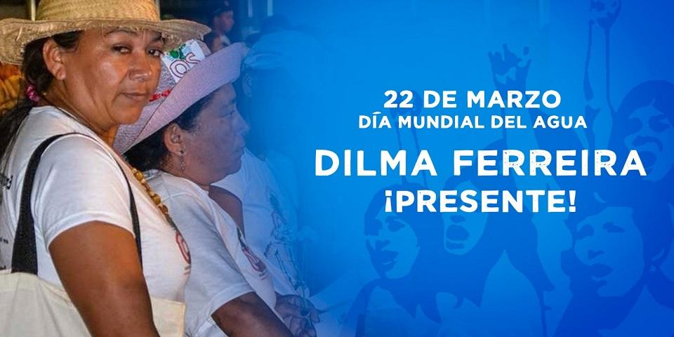 Un recuerdo para Dilma Ferreira, a un año de su asesinato