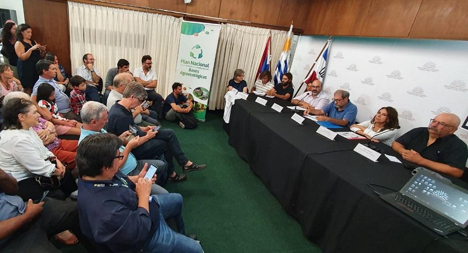 Avanza Plan Nacional de Agroecología en Uruguay